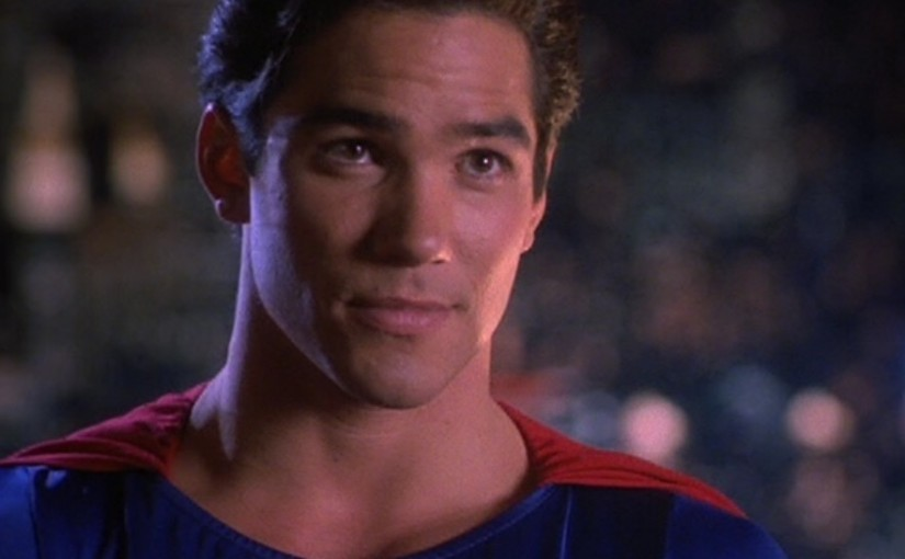 Dean Cain fell asleep during Batman V Superman