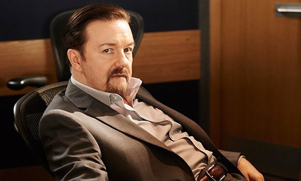 Trailer-David Brent:Life on the road
