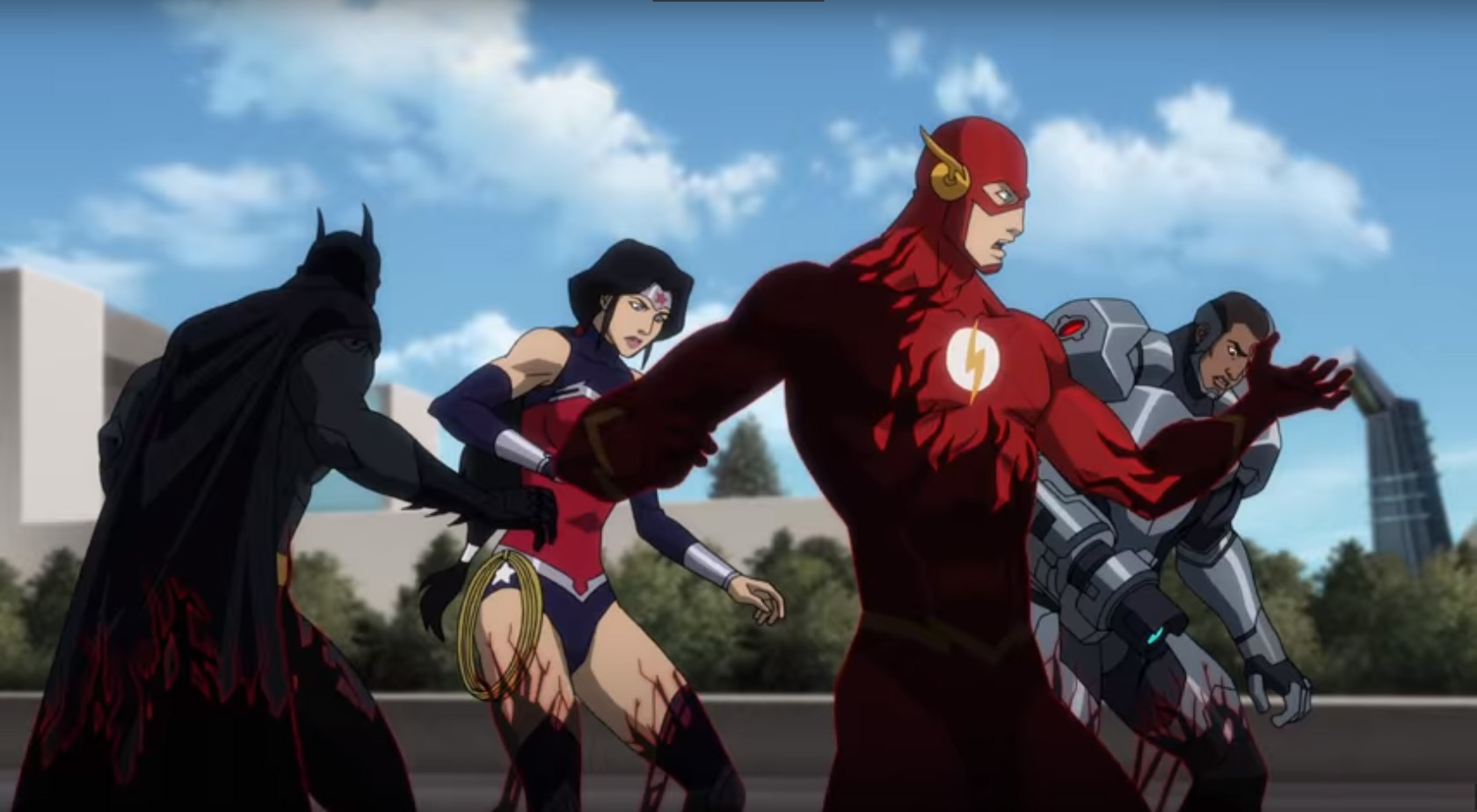 Download Subtitles For Justice League War