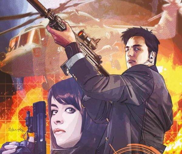 Titan comics announce Torchwood range