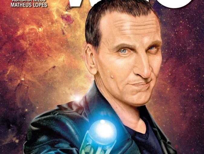 Review-Ninth Doctor #1