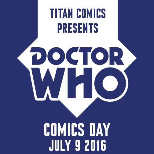 Titan announce Doctor Who cross over event