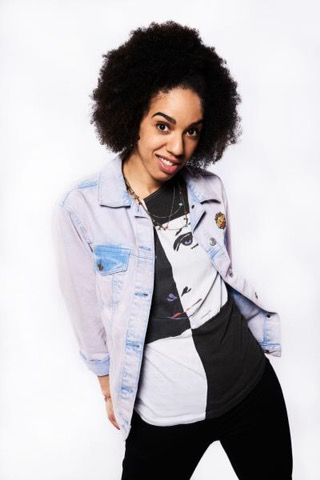 Pearl Mackie announced as new companion