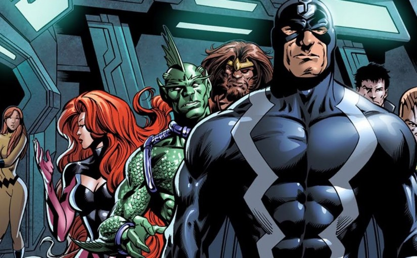 Disney remove Inhumans from schedule