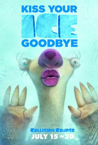 Review-Ice Age:Collision Course