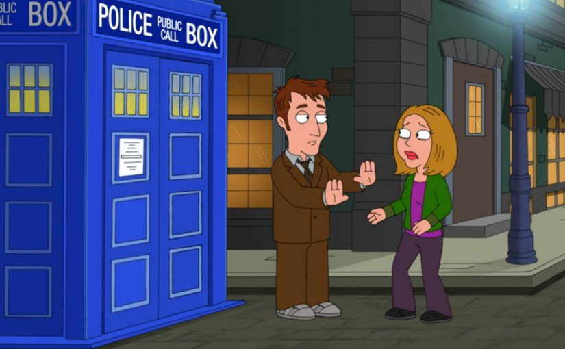 David Tennant to guest on Family Guy