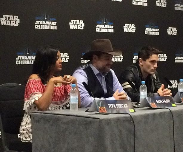 Episode 161:Star Wars:Rebels press conference