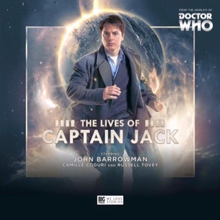 John Barrowman announces The lives of Captain Jack