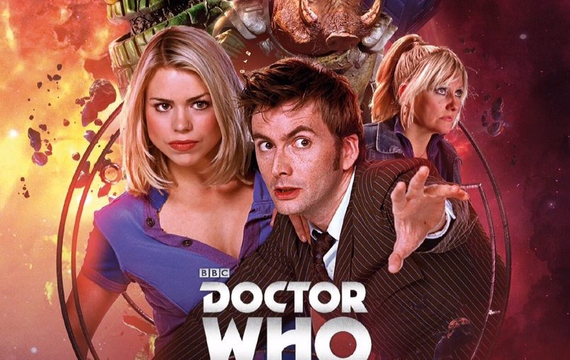 The Tenth Doctor and Rose to return!