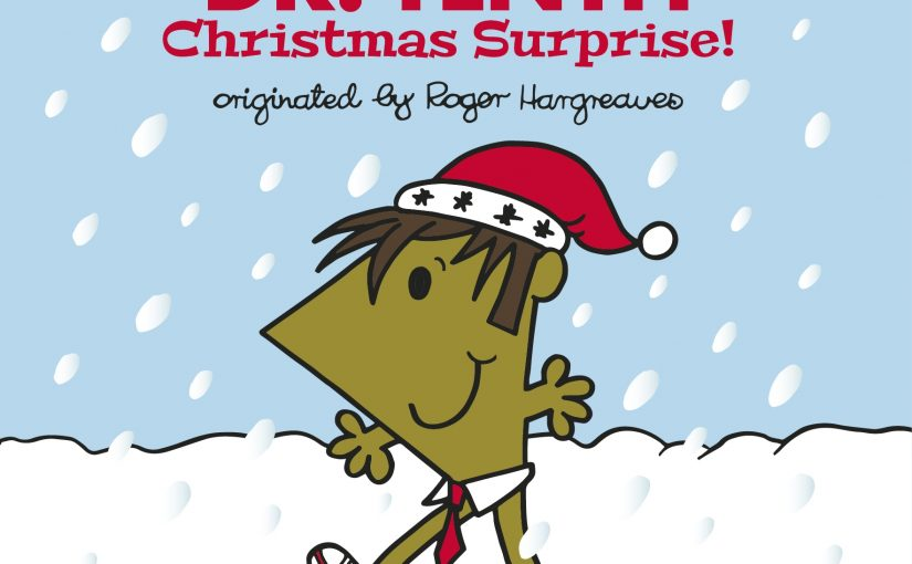 Cover revealed for Dr. Tenth: Christmas Surprise!
