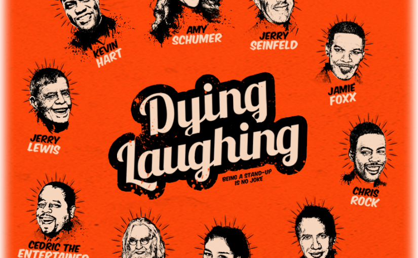 Review-Dying laughing