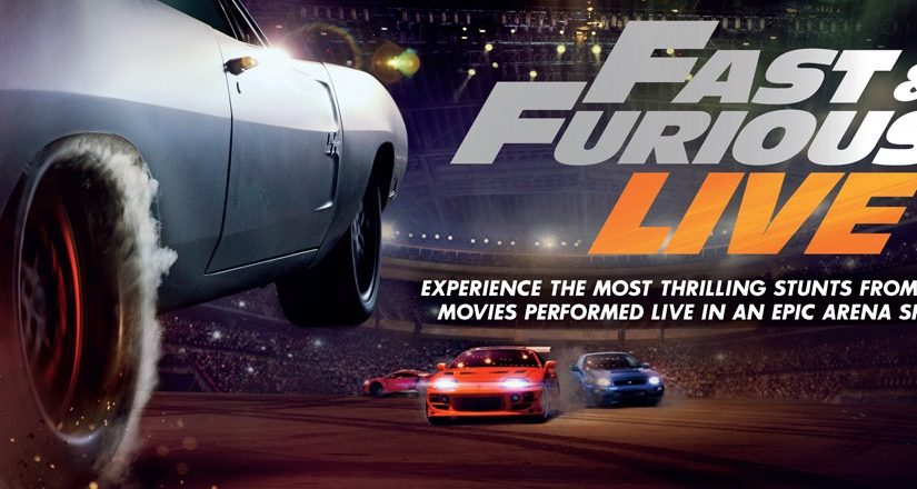 Experience fast and furious live