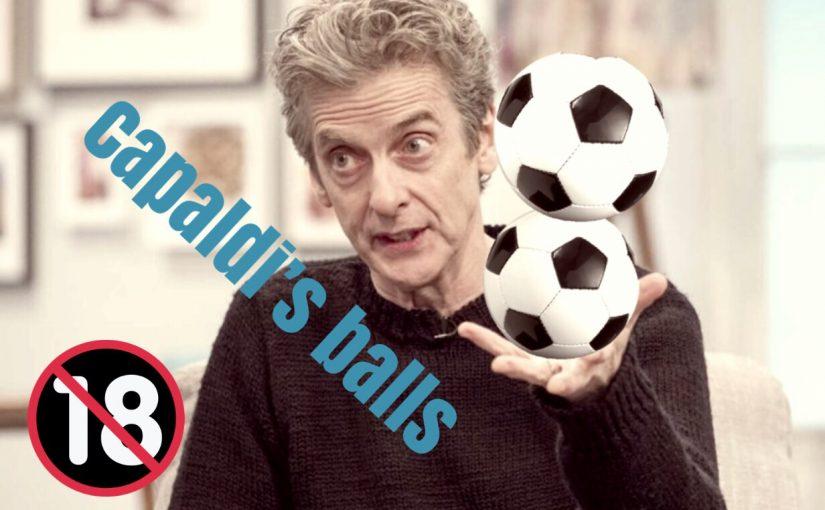 Episode 185: Capaldi's balls