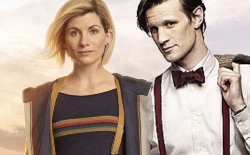 Matt Smith would like to return to Doctor Who