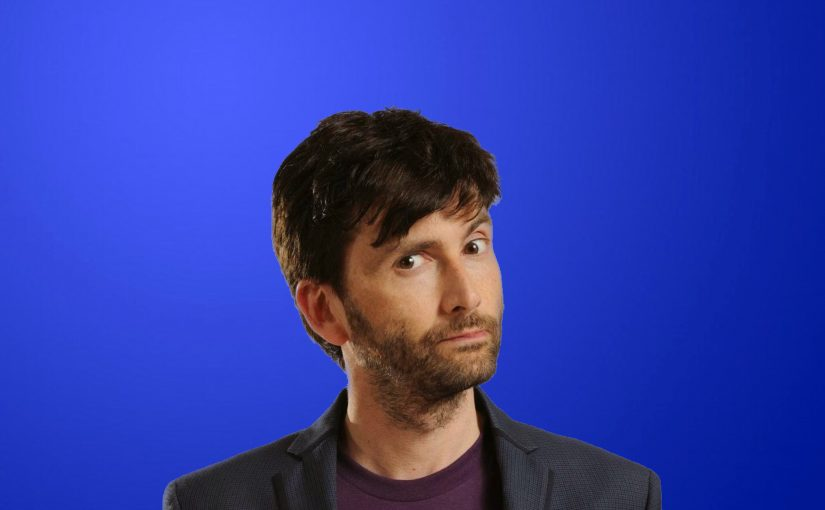 David Tennant talks about the moment he found out Jodie Whittaker was The Doctor