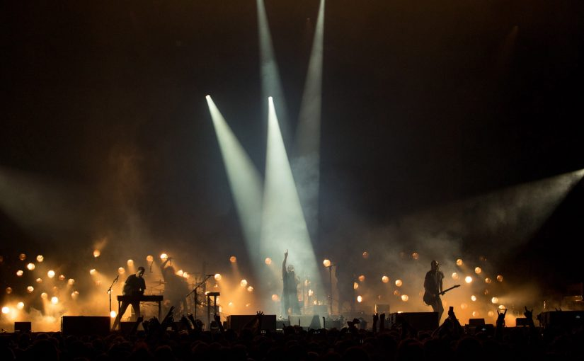 Nine inch nails to play The Royal Albert Hall