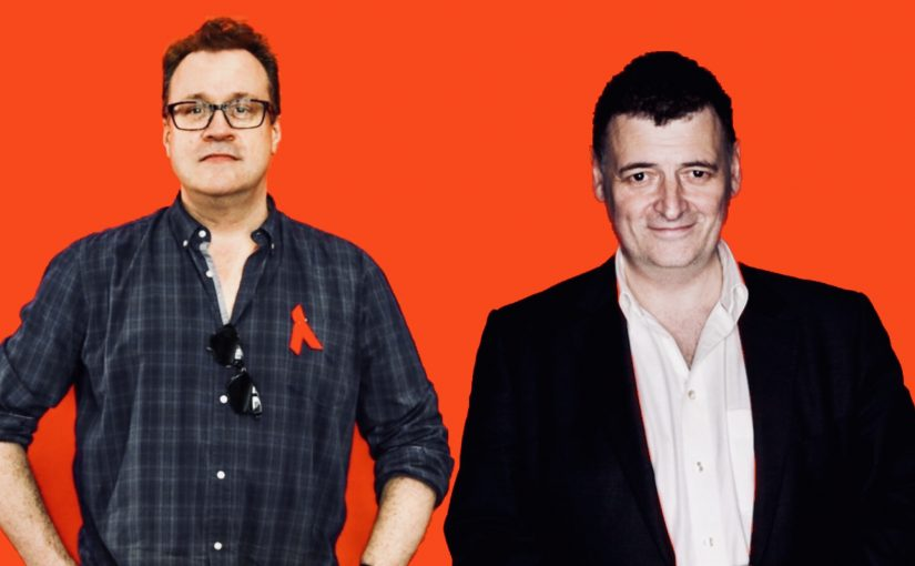 Interview-Russell T Davies and Steven Moffat