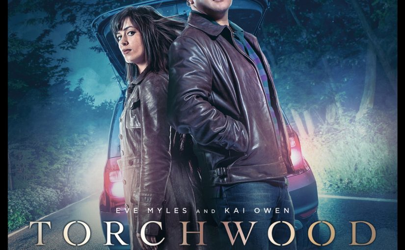 Big Finish review-Torchwood: We always get out alive