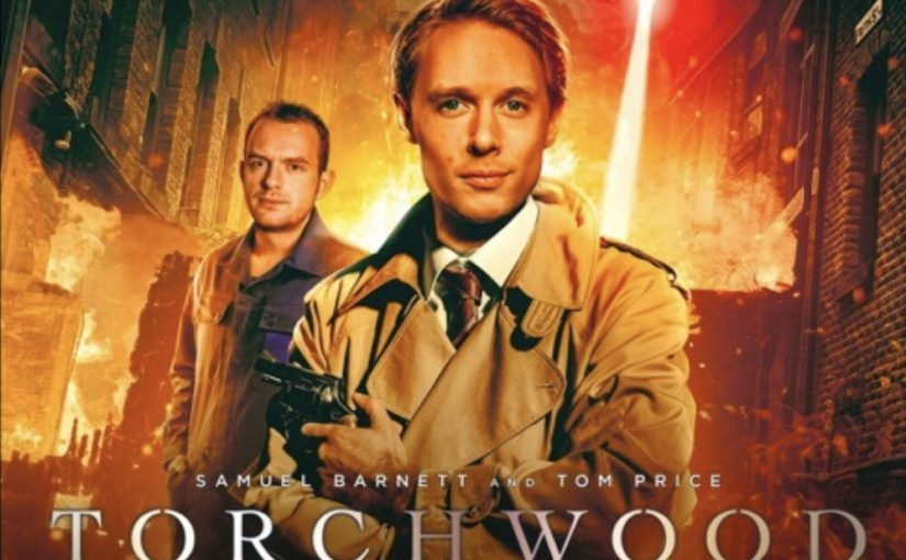 Big Finish review-Torchwood: Goodbye Piccadilly