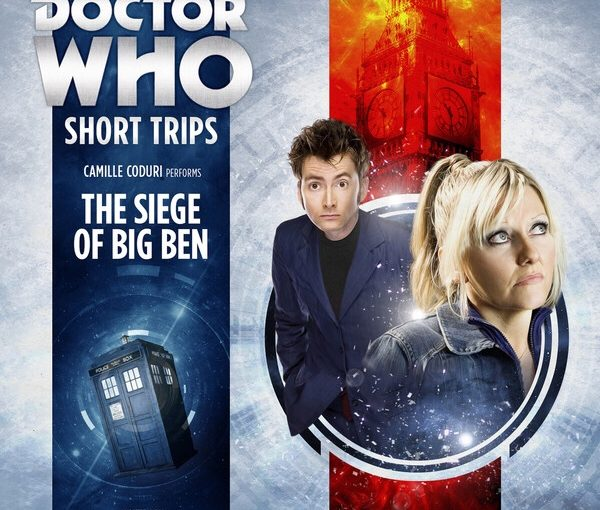 Big Finish review-The Siege of Big Ben