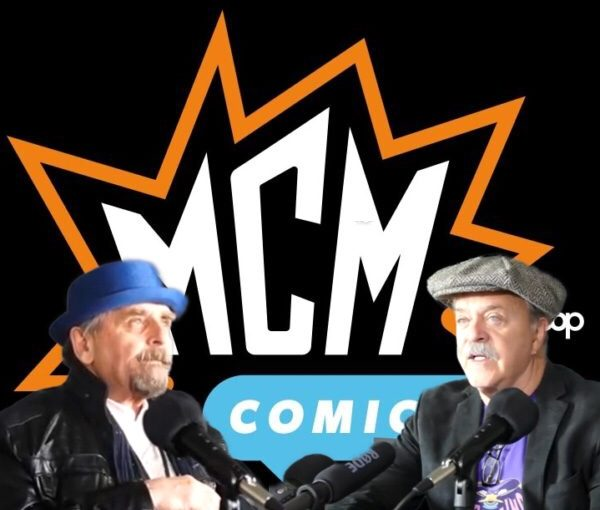 Episode 192:Sylvester McCoy and Jim Cummings