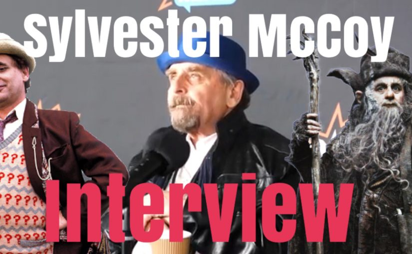 Sylvester McCoy interview