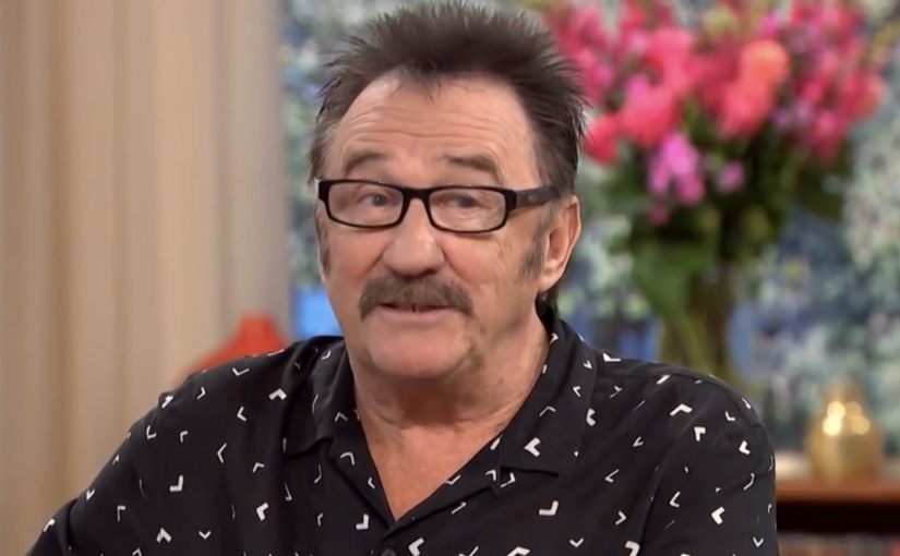 Paul Chuckle gives emotional interview to This Morning