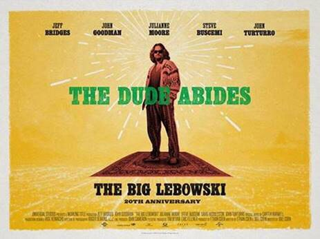 The Big Lebowski 20th anniversary trailer