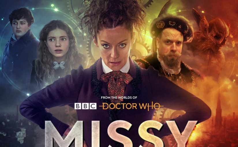 Missy to get her own audio series