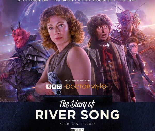 Review-The Diary of River Song 4