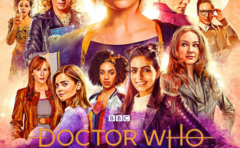 Review-The women who lived: Amazing tales for future timelords