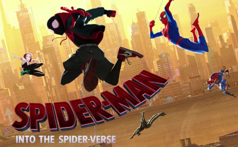 Trailer-Spider-Man:Into the spider-verse