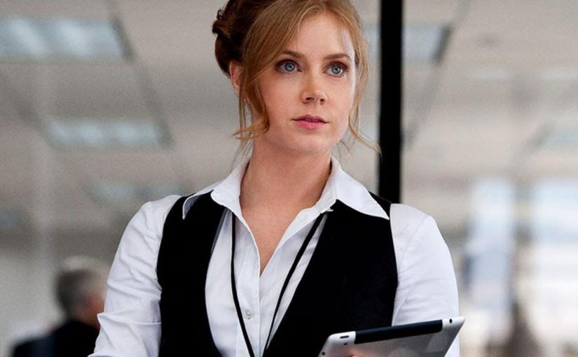 Amy Adams thinks she's done with DCEU