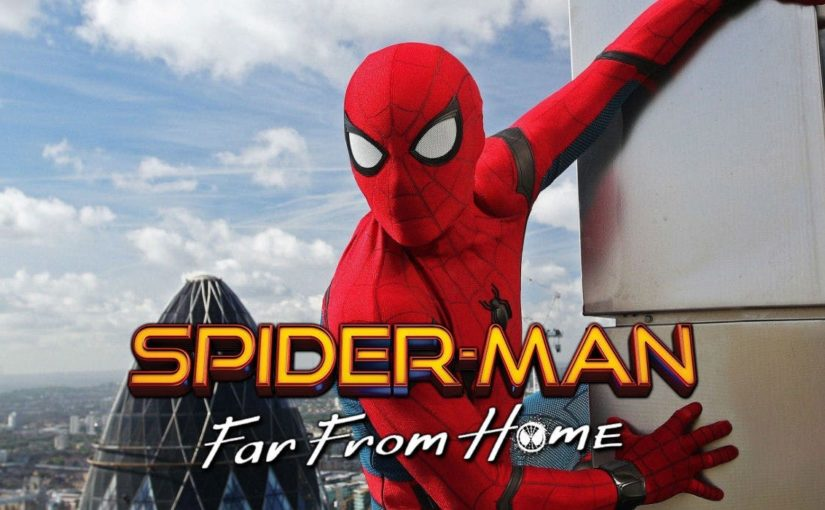 Spider-Man: Far from home synopsis