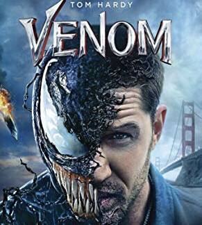 Venom-Blu Ray review