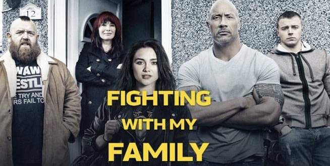 Review-Fighting with my family