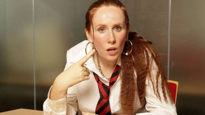 Catherine Tate heading State side?