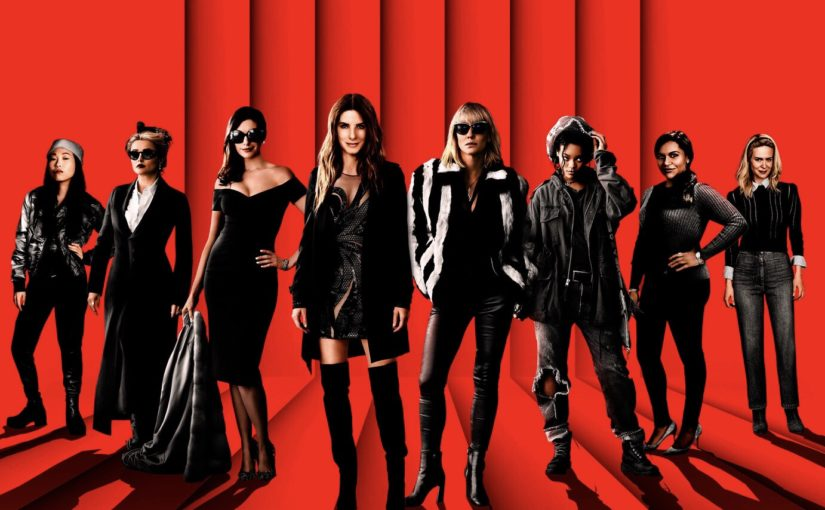 Review-Ocean's Eight