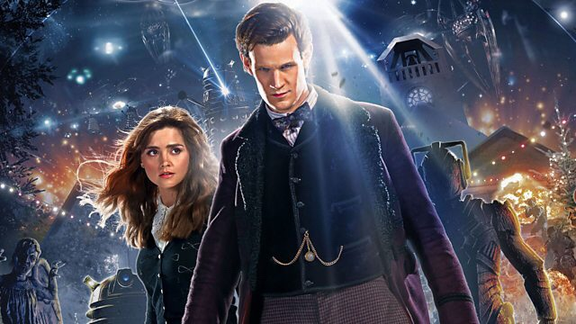 Episode 101:Time of The Doctor