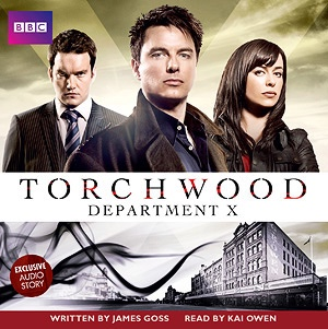Review-Torchwood: Department X.
