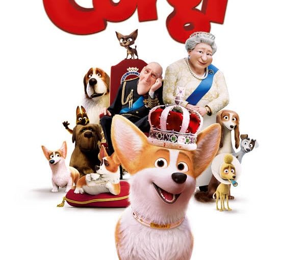 Review-The Queen's Corgi