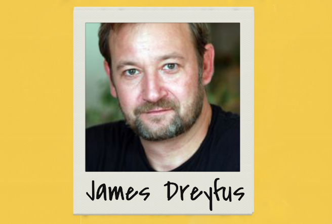 Episode 207: James Dreyfus