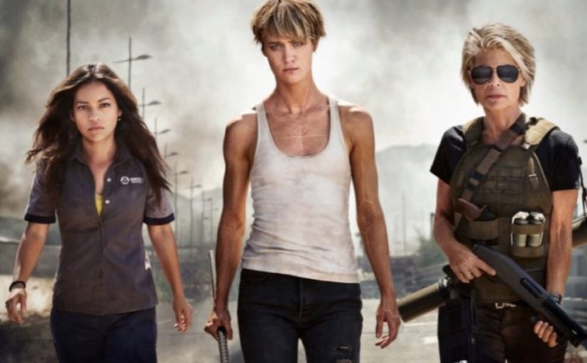 Review-Terminator: Dark Fate