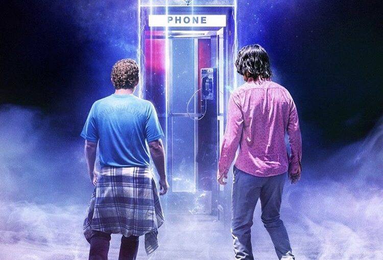 Trailer-Bill &Ted face the music