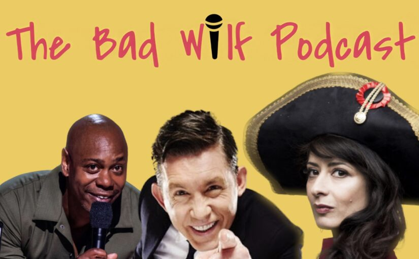 Epsiode 229: talking comedy