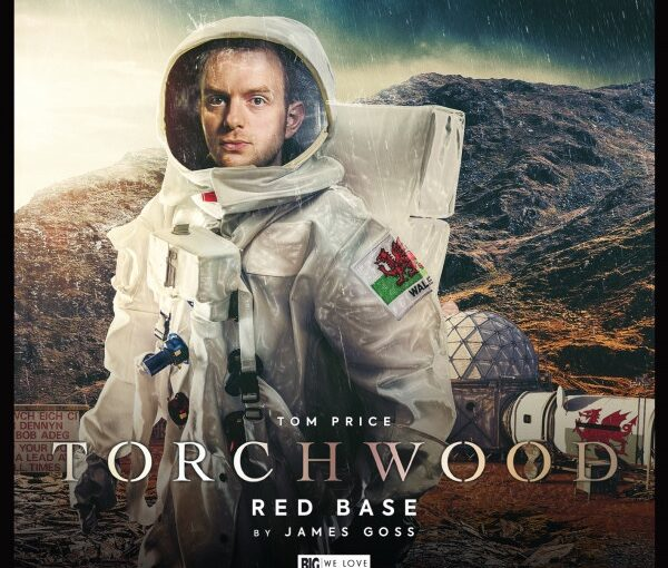 Big Finish review-Torchwood: Red Base
