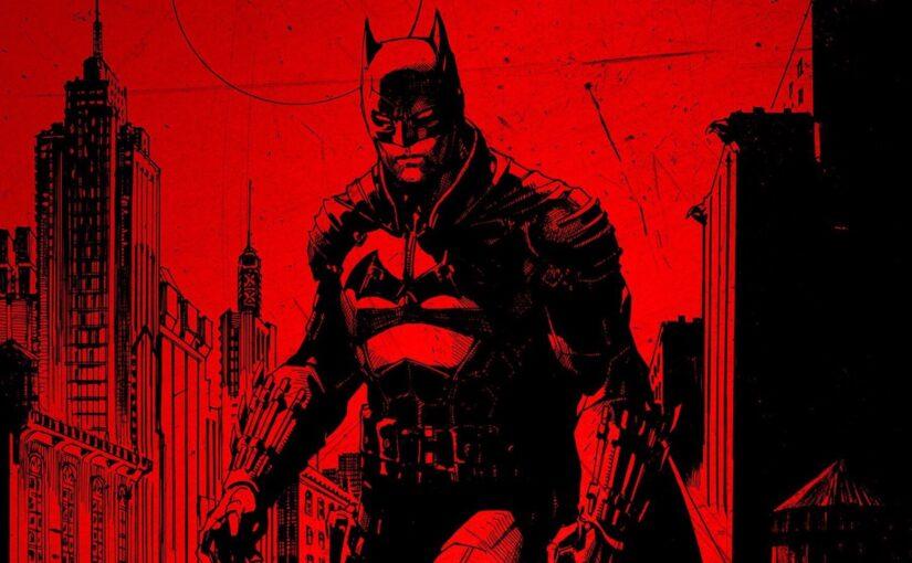 Logo revealed for 'The Batman'.