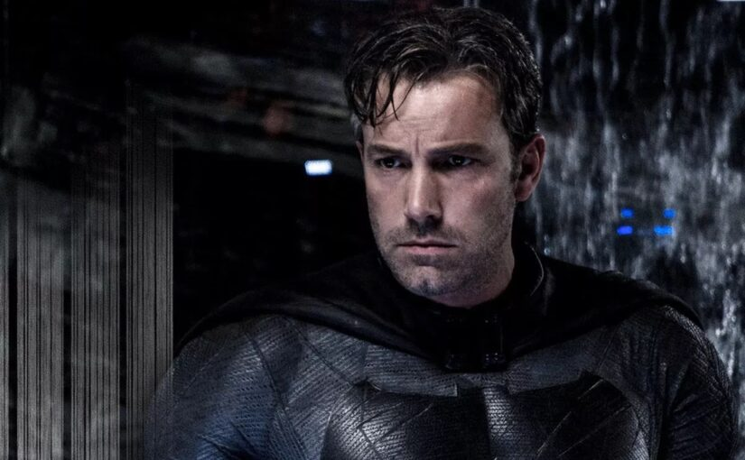 Ben Affleck is Batman returning