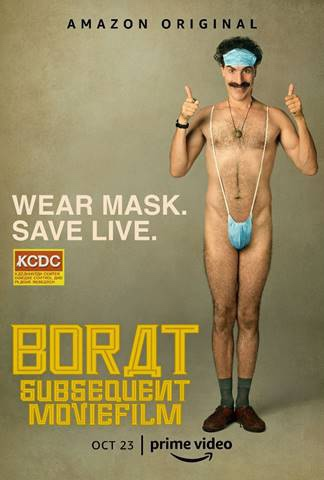 Trailer-Borat:Subsequent moviefilm