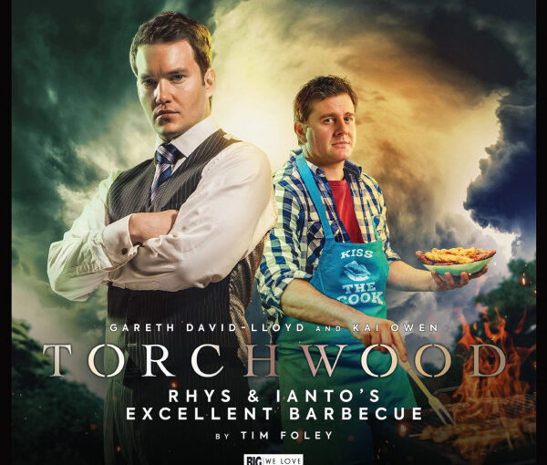 Review-Torchwood: Rhys and Ianto's Excellent Barbecue